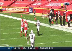 Devontae Booker leaves Chiefs defense in dust on 46-yard burst