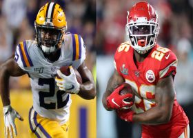 Casserly: Where Edwards-Helaire has 'big edge' vs. Damien Williams