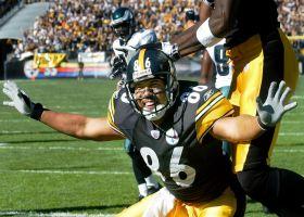 Longest win streaks: 2004 Steelers