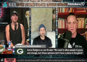 Rodgers, McCarthy, Flores react to Gruden's emails and resignation
