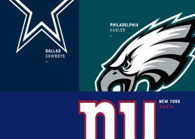 How the NFC East teams got their colors