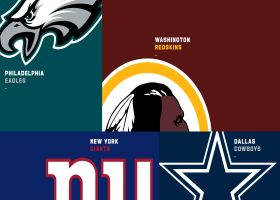 Game Theory: Toughest four-game stretches in NFC East