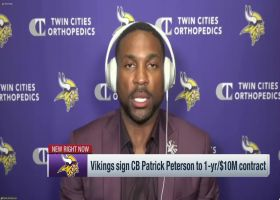 Patrick Peterson: How Mike Zimmer influenced my decision to join Vikings