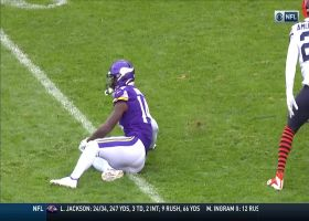 Amukamara channels Tillman with perfect 'Peanut Punch on Diggs