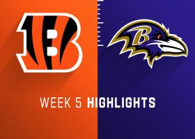 Bengals vs. Ravens highlights | Week 5