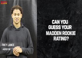 Rookie QBs guess their 'Madden NFL 22' ratings
