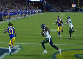 Robert Woods continues hot start with TD grab in the corner