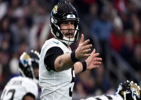 NFL Network's Tiffany Blackmon: Jacksonville Jaguars quarterback Blake Bortles will get legitimate consideration from other team