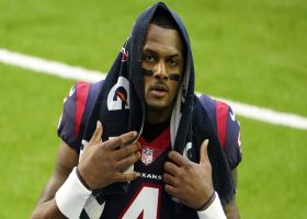 Rapoport: Texans are 'willing to listen' to trade offers for Deshaun Watson