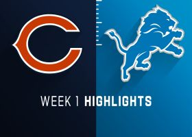 Bears vs. Lions highlights | Week 1