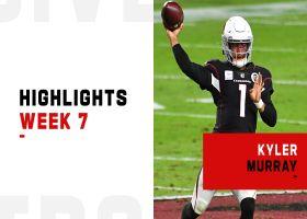 Kyler Murray's best plays vs. Seahawks in prime time | Week 7