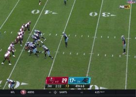 Bucs aren't fooled on Panthers' fake-punt attempt