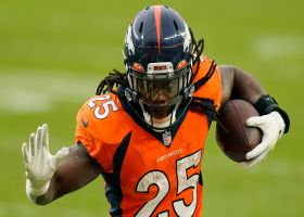 Melvin Gordon's 10-yard TD run puts Broncos ahead in fourth quarter