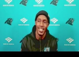 P.J. Walker: My mom dreamt I'd play for Panthers 2 years ago