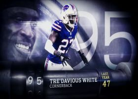 'Top 100 Players of 2021': Tre'Davious White | No. 95