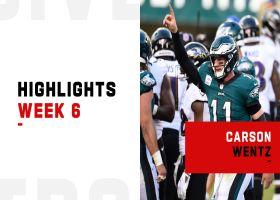 Carson Wentz's best plays from 213-yard game | Week 6