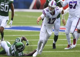 Marcus Maye comes up with key third-down sack