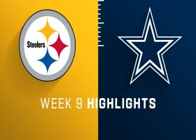 Steelers vs. Cowboys highlights | Week 9