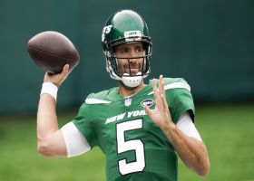 Garafolo: Joe Flacco expected to make second straight Jets start in Week 6