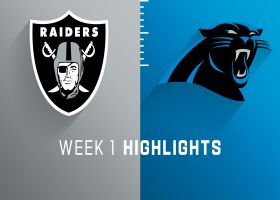 Raiders vs. Panthers highlights | Week 1