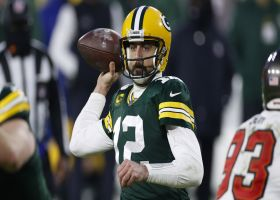 Rodgers rips frozen-rope to Valdes-Scantling downfield for 29 yards