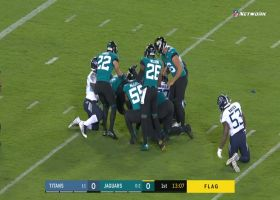 Jags' special teams comes away with huge turnover after Adoree mishandles punt