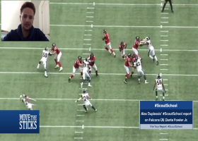 Scout School: Thomas Dimitroff evaluates fan's breakdown of Dante Fowler Jr.