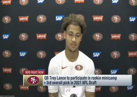 Trey Lance: How Garoppolo and I have bonded over shared FCS roots