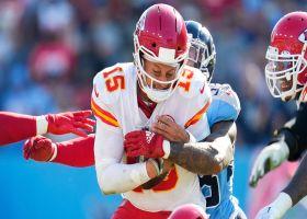 Titans' best defensive plays vs. Chiefs | Week 7