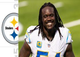Rapoport: Steelers hosting Melvin Ingram for free agent visit