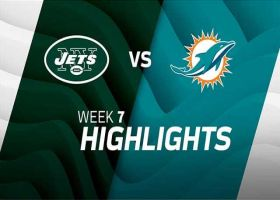 New York Jets vs. Miami Dolphins highlights | Week 7