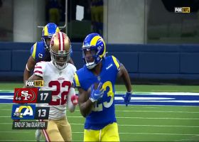 Cam Akers hits turbo for longest run of Sean McVay era in L.A.