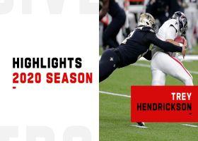 Every Trey Hendrickson sack | 2020 season