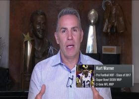 Kurt Warner highlights his favorite QB matchups in Week 1