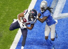 Watson finds Prosise for Texans' second TD in under two minutes