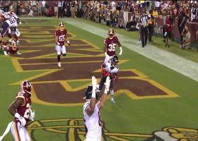 Gabriel finds soft spot in Redskins' defense for second TD grab