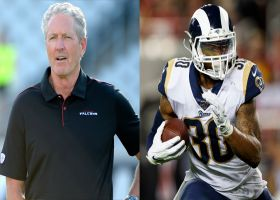 Rapoport: Koetter 'raised eyebrows' with Gurley comments