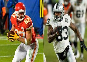 James Jones' Top 5 TEs entering 2021 | 'NFL Total Access'