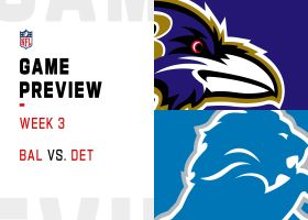 Ravens vs. Lions preview | Week 3