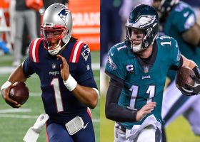 Newton vs. Wentz: Which QB will be more successful in 2021?
