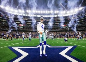 McGinest: Prescott can take Cowboys 'deep into the playoffs' if healthy