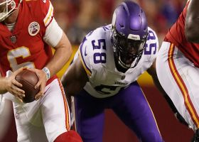 Welcome back to Skol! Everson Griffen explodes for QB takedown