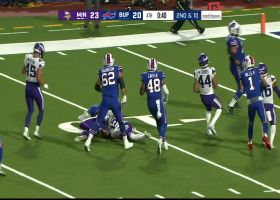 Nick Easley sets up Bills with great field position on screen pass