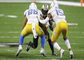 NFL Way to Play Week 5: Hunter Henry's 'effective' block