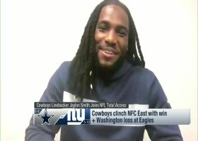 Man of the Year nominee Jaylon Smith explains purpose behind his foundation