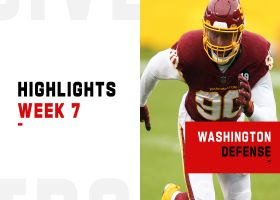 Washington's best defensive plays from big win over Cowboys | Week 7