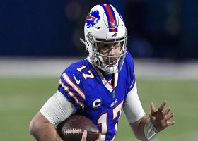 Palmer: What Josh Allen needs to do to make a leap in Year 4