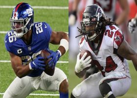 Rapoport, Pelissero: Giants hosting Devonta Freeman in wake of Barkley's ACL tear