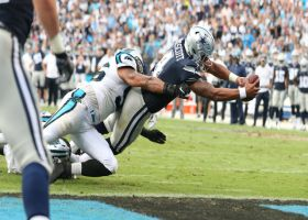 Panthers clinch victory with strip-sack on Dak Prescott