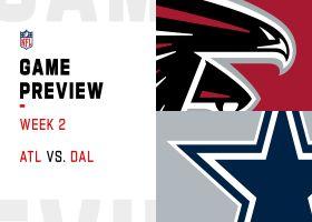 Falcons vs. Cowboys preview | Week 2
